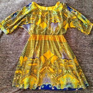 Hello Miss Boutique Dress - Size Large